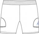 Šortky pod šaty Fischer