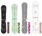 snowboard K2 Mix - všechny délky