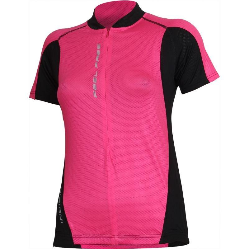 Bizioni WD62 309 dámský cyklo dres růžová 4e73e8960c