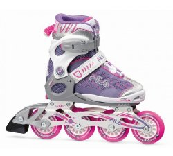 Fila Wizy Alu Girl lilla/pink