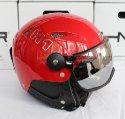 HMR H1 Soft Rosso/Red + štít VTS1B