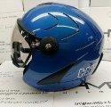 HMR H2 R electric blue + štít VTS1