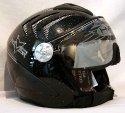 HMR H2 R stardust black + štít TOP