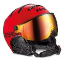 Kask Montecarlo red