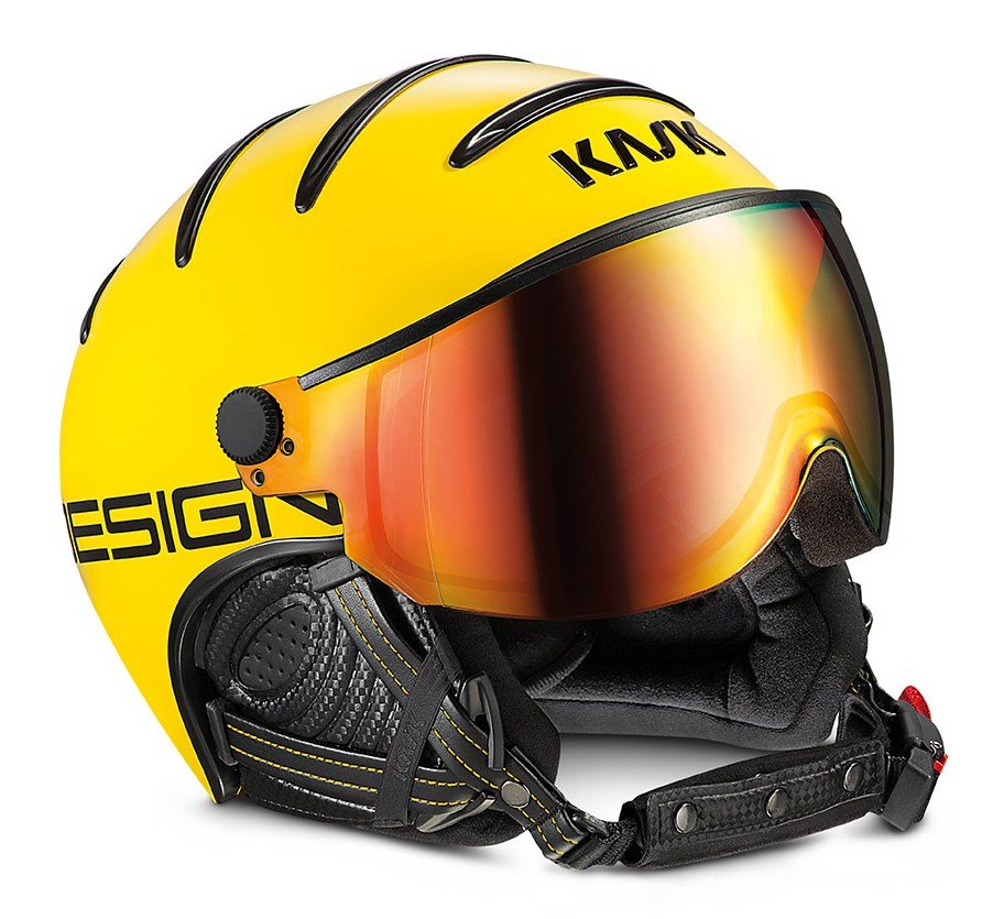 Kask Montecarlo yellow e0329e1c042