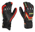 Leki Worldcup Race Coach Flex S GTX black-red-white-yellow