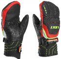 Leki Worldcup Race Flex S Junior Mitten black-red-white-yellow