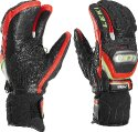 Leki Worldcup Race Titanium S Lobster black-red-white-yellow