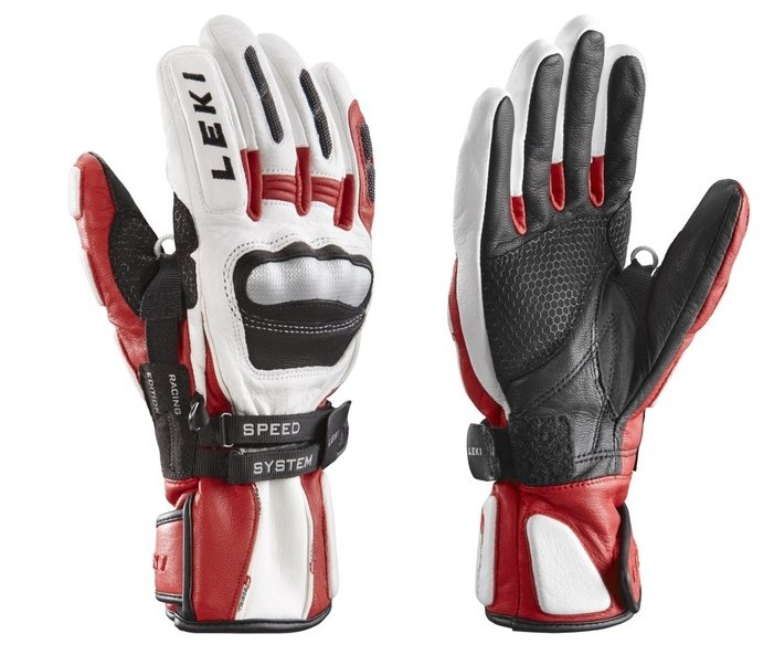 8439be42d51 Leki Worldcup Racing GS S racing edition Speed System white-red-black