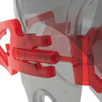 ROXRACK fastening system