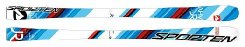 Sporten AHV JR SL + volitelně bez/s vázáním Tyrolia FF 11 + deska Tyrolia Race plate junior