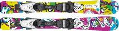 Sporten Bugaboo + vázání Tyrolia LRX 4.5 AC + deska Tyrolia Lite Rail