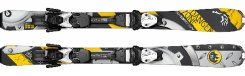 Sporten Dangerzone + vázání Tyrolia SX 4.5 / LRX 4.5 + deska Tyrolia Lite Rail