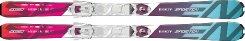 Sporten Iridium 3 W + vázání Vist VSS 310 white-pink