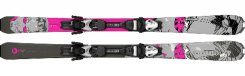 Sporten Valkyria Pink + vázání Tyrolia SX 7.5 / Tyrolia LRX 7.5 + deska Tyrolia Lite Rail