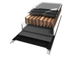 SSCL Carbon - Sandwich Sidewall Construction Laminate Carbon