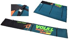 Völkl Race 4Pair Ski Bag 230 cm Padded fir green