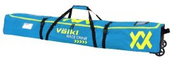Völkl Race 6Pair Ski Wheel Bag cyan blue