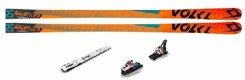 Völkl Racetiger Speedwall GS R Cross + Marker WC Piston Control Plate + vázání Marker Xcell 12.0 / 16.0 15/16