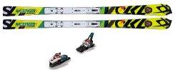 Völkl Racetiger Speedwall SL WC + Marker WC Piston Control Plate + vázání Marker Xcell 12.0 14/15