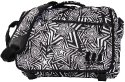 Westige Star Laptop Bag black-white