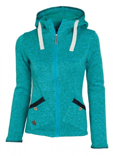 Woox Tune Fleece Ladies´ azure aca10bdc80