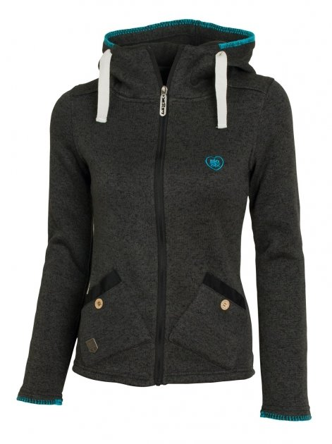 Woox Tune Fleece Ladies´ black 7cc8a3bf29